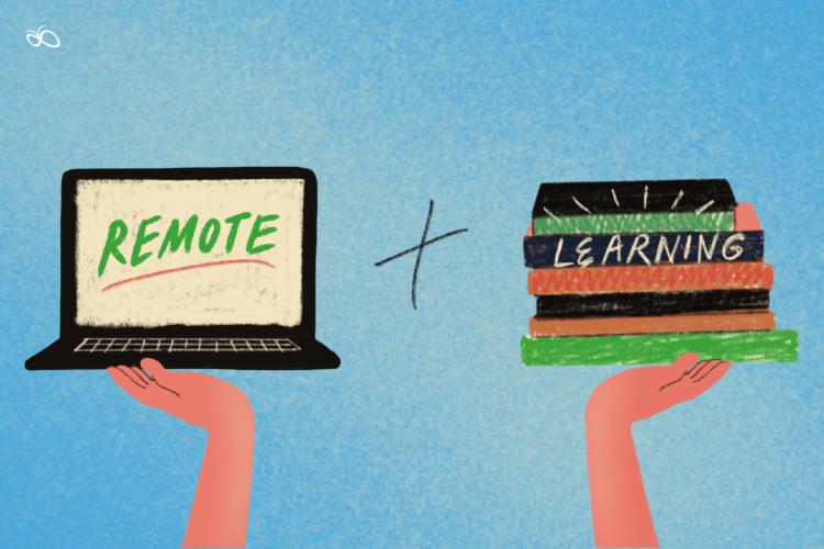 """""""ผศ.อรรถพล"""" เปิดโมเดล """"Remote Learning"""" ปรับการเรียนการสอนรับ COVID-19"""