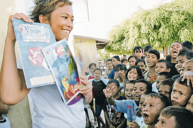 ลงพื้นที่สัมผัสของจริง กุญแจลดความเหลื่อมล้ำการศึกษาอินโดนีเซีย
