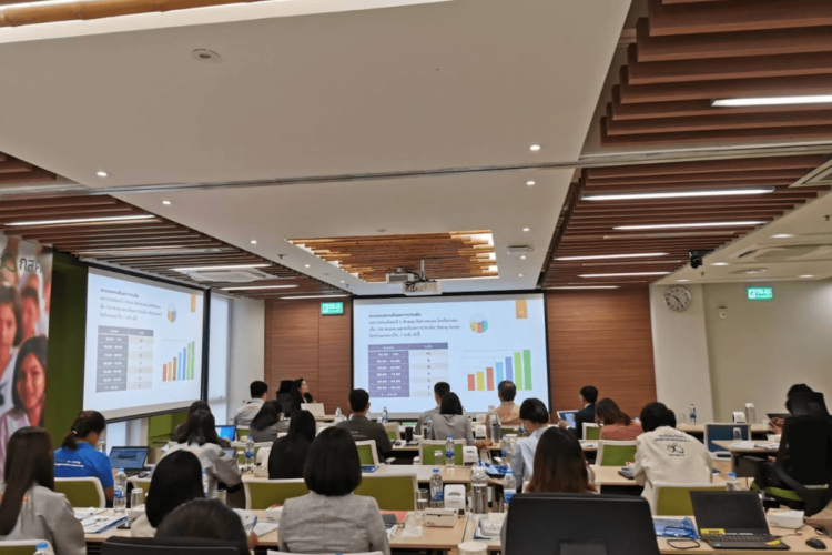 Workshop คุณธรรม ความโปร่งใส และการควบคุมภายใน เพื่อการพัฒนาองค์กรอย่างยั่งยืน