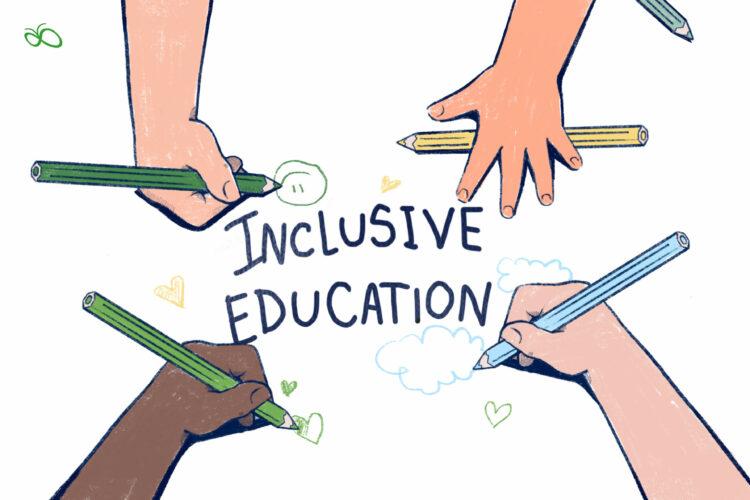 นักเรียนที่มีความแตกต่างและหลากหลาย เรียนร่วมกันได้ในห้องเรียนเดียวกัน